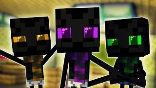 Baby Enderman 2 (Minecraft Animation)