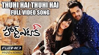 Heart Attack Thuhi Hai Thuhi Hai Hd Video Song  Nithiin, Adah Sharma
