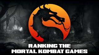 RANKING The 'Mortal Kombat' Games - The Definitive 616Entertainment List. / Видео