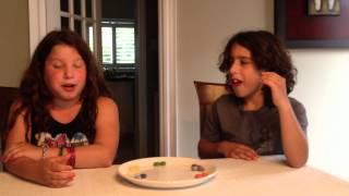 The Warhead Challenge (Sour Candy Competition)