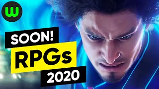 10 Upcoming RPGs of 2020