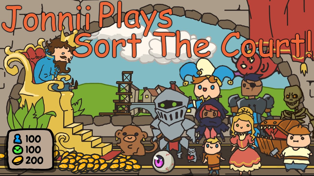 Sort The Court Download