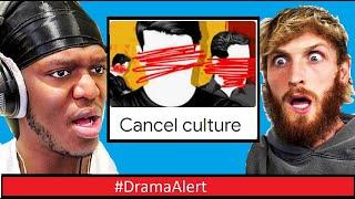 KSI & Logan Paul vs CANCEL CULTURE! #DramaAlert - KEEMSTAR vs KPOP STANS! - Logan & Mike Maklak BEEF