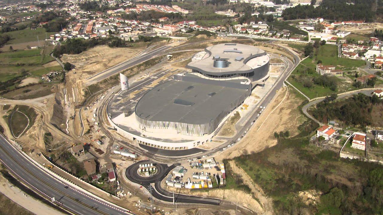 Nova Arcada Braga (BuildLapse)
