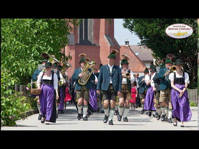 Textilaku -  Blaskapelle Übersee Feldwies