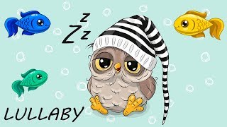 Baby Lullaby and Calming Aquarium 24/7 ❤🎵  Sleep Music for Babies