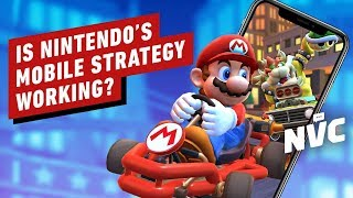 Is Nintendo's Mobile Strategy Working? - NVC 477