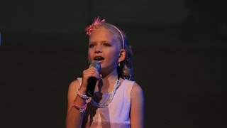 Do You Want to Build a Snowman (Frozen) Solo by Alyssa
