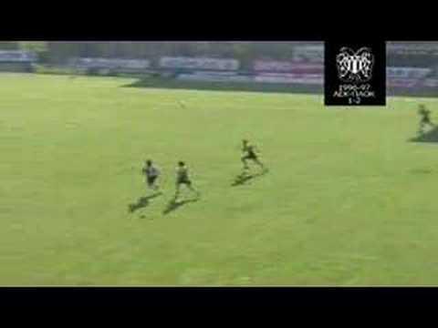 Vryzas AEK - PAOK 1-2 1997