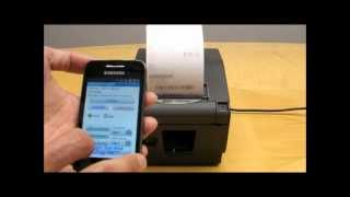Wifi POS Printer - Wireless POS Printer - Wifi Receipt Printer - STAR TSP700IIW Printer