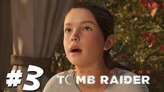 เจอทุกอย่างไม่เว้นงู - Shadow Of The Tomb Raider - Part 3