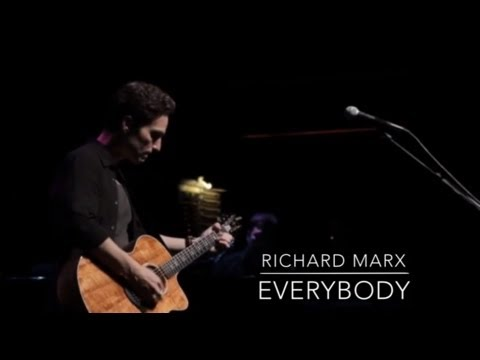 "Richard Marx - ""Everybody"" Live"