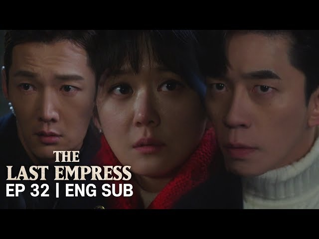 "Choi Jin Hyuk ""I like Her Majesty"" [The Last Empress Ep 32]"