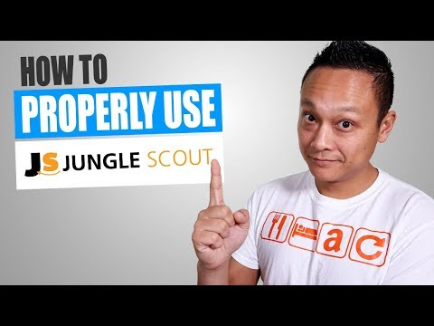 How to PROPERLY Use Jungle Scout to do Product Research for BEGINNERS on Amazon