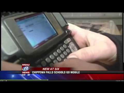 Chippewa Falls Schools Go Mobile—WEAU 13 News