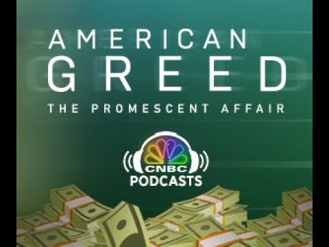 CNBC's American Greed Podcast Presents: The Promescent Affair
