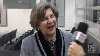 Jamila comenta sugestão para a Prefeitura e homenagem a escritora