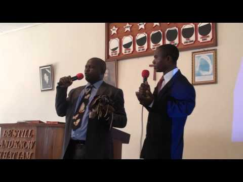 KEEP YOUR PROTECTION PT2. EASTER BELIEVERS TABERNACLE AREA I8B LILONGWE MALAWI 2013