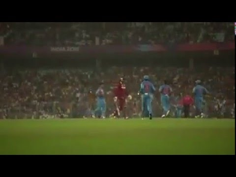 Chris Gayle bowled by Bumrah!!!!! Ind vs WI t20 world cup practice match