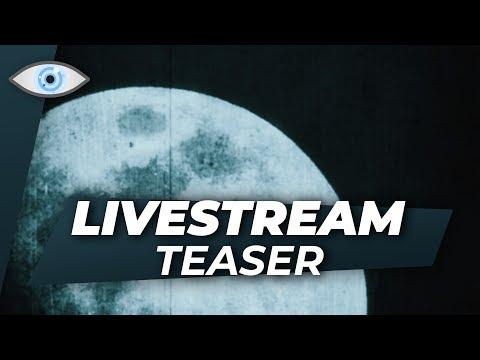 50 Jahre Mondlandung - LIVESTREAM-TEASER! - Sei dabei 20.07. ab 21 Uhr!