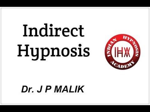Indirect /Conversational Hypnosis (Hindi) - YouTube