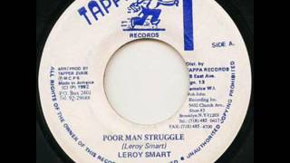 Leroy Smart Poor man struggle & dub
