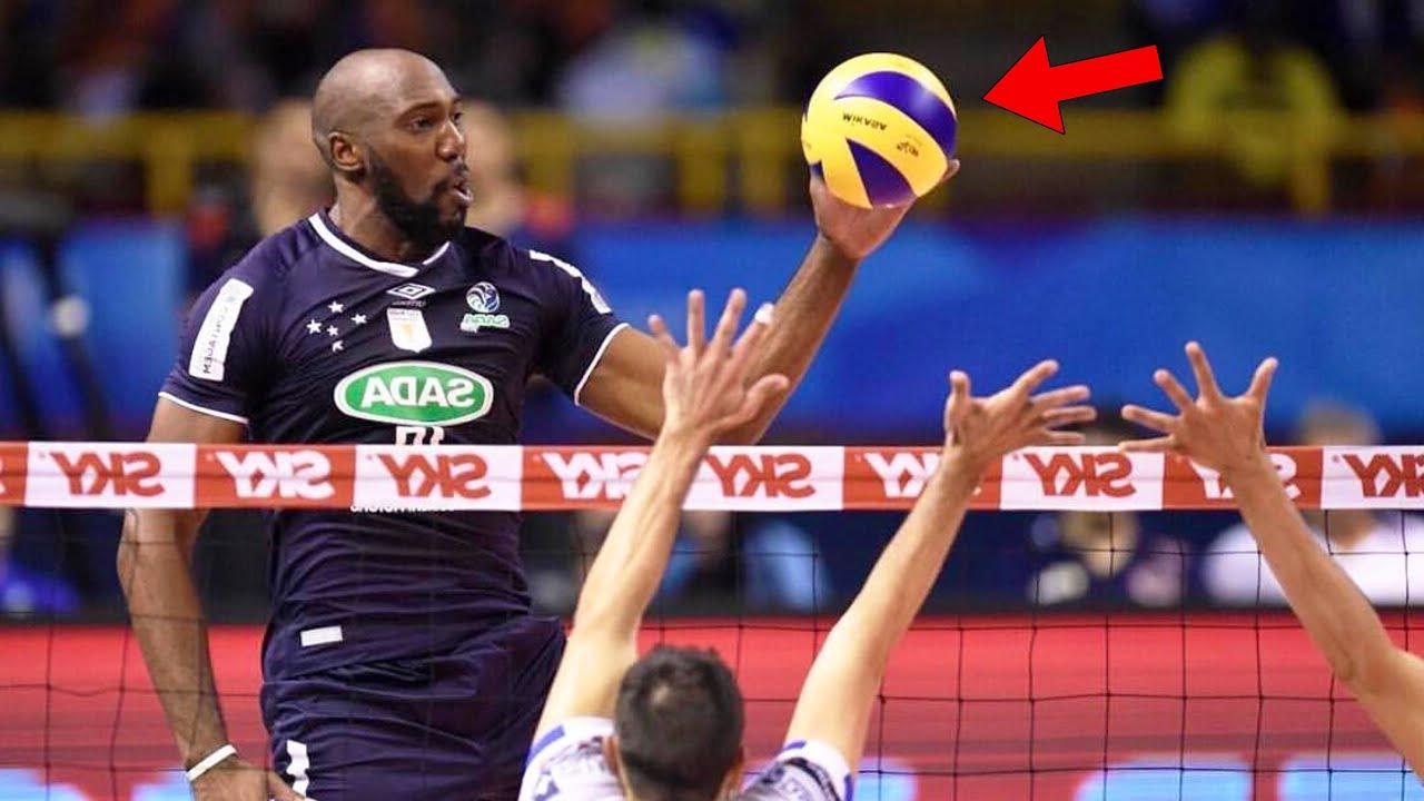 Robertlandy Simon Aties | Spike: 389cm !!! Volleyball KING