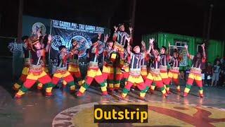 outstrip / TAU GAMMA PHI dance contest