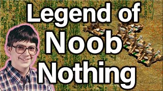 The Legend of Noob Nothing