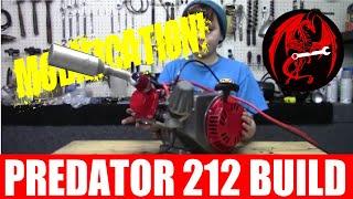 predator 212cc mods