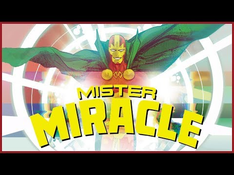 Deconstructing MISTER MIRACLE (2017) By Tom King & Mitch Gerads