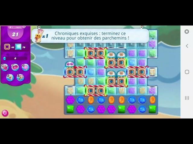 Candy Crush Saga level 5035