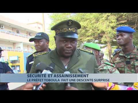 Cotonou : L'assainissement des espaces publics a démarré