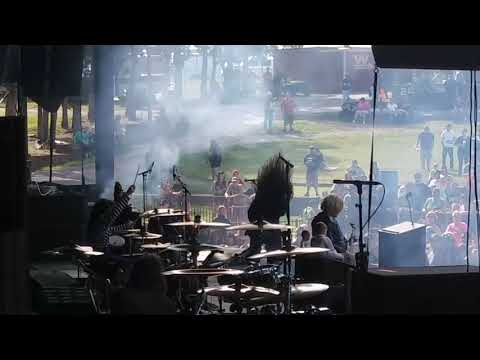 10117 Less Than Human  Live at KattFest