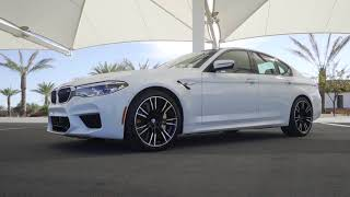 2018 BMW F90 M5 Review On Track
