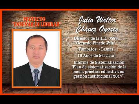 VIDEO SEMBLANZA DIRECTORES