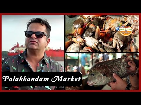Polakkandam Market, Kerala | Kerala Local Market | Fresh & Local