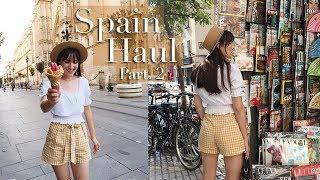 Spain Haul Pt. 2 - Accessories: Shoes, Hats, Bags etc   Carolina Pinglo
