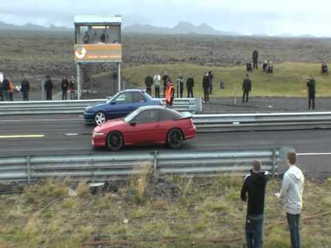 Fastest DSM in Iceland. 9.7@148.5mph