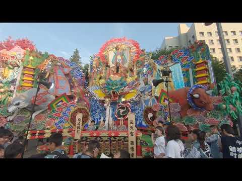 2019年7月31日 八戸三社大祭前夜祭 #青森県 #八戸市 #八戸三社大祭 #4K #GoPro7