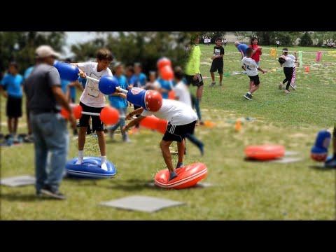 LOS GOOFY GAMES MAS DUROS DE PUERTO RICO