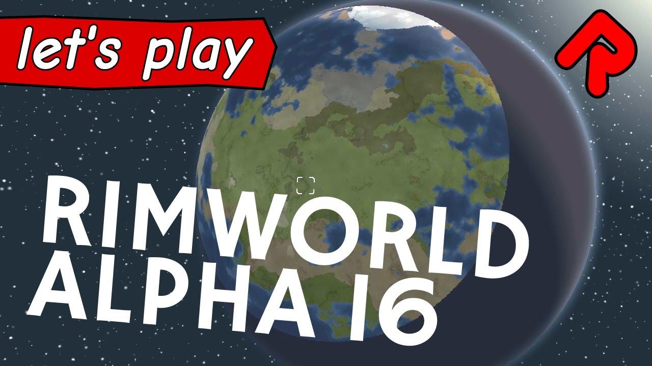 Travel the planet in RimWorld alpha 16 caravans!   Let's play ...