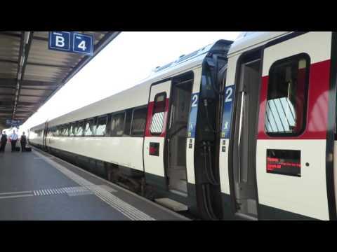 [Genève] Gare Cornavin