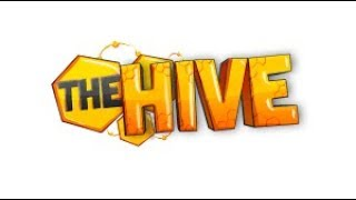 PLAYING ON THE HIVE /w GHOST!! - Minecraft