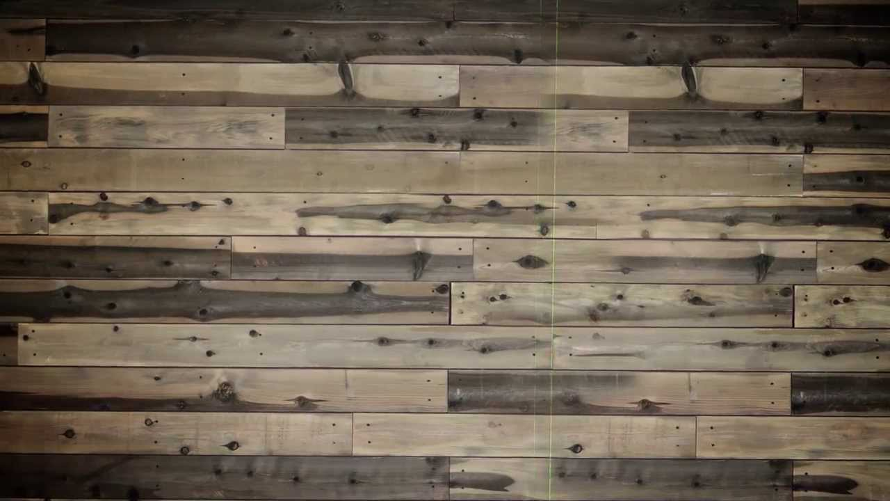 Wood Panel Wall at Stage 141 - Wood Panel Wall At Stage 141 - YouTube