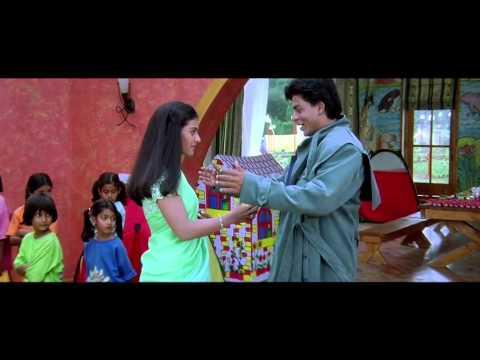Kuch Kuch Hota Hai - Rahul And Anjali Reunite *HQ* 720p With Lyrics