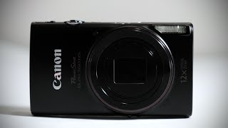 Budget Friendly Camera for YouTube Canon Powershot ELPH 360 HS Review