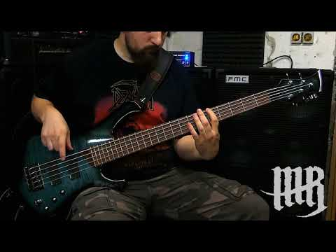 Mindreaper - Passage To Extinction (Bass Playthrough)
