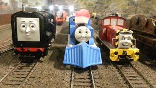 Thomas & Friends on the Butterley Model Railway!