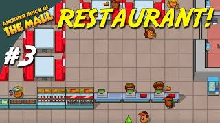 RESTAURANT! - Another Brick In The Mall Dansk Ep 3